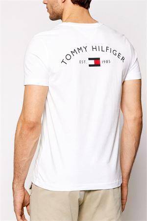 TOMMY HILFIGER T-Shirt Uomo TOMMY HILFIGER | T-Shirt | MW0MW17681YBR