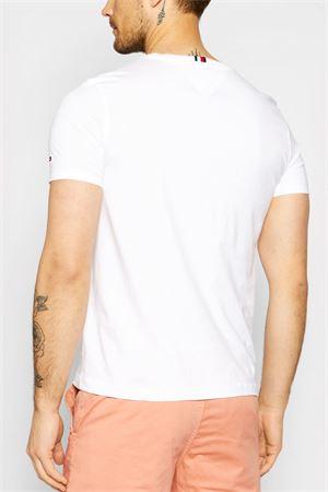 TOMMY HILFIGER Top Uomo TOMMY HILFIGER | T-Shirt | MW0MW17685YBR