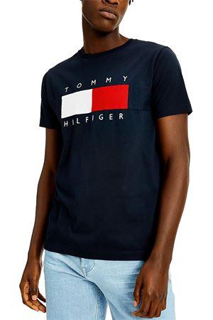 TOMMY HILFIGER Top Uomo TOMMY HILFIGER | T-Shirt | MW0MW17706DW5