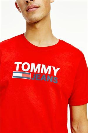 TOMMY JEANS T-Shirt Uomo TOMMY JEANS | T-Shirt | DM0DM10214XNL