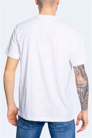 TOMMY JEANS T-Shirt Uomo TOMMY JEANS | T-Shirt | DM0DM10214YBR