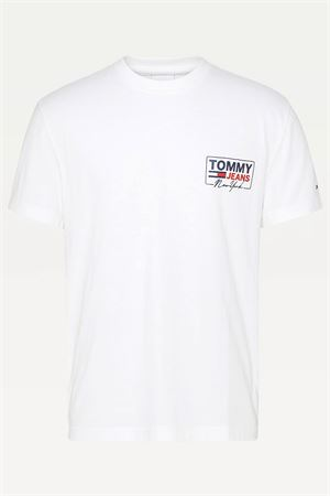TOMMY JEANS T-Shirt Uomo TOMMY JEANS | T-Shirt | DM0DM10216YBR