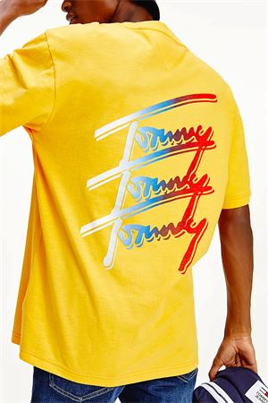 TOMMY JEANS T-Shirt Uomo TOMMY JEANS | T-Shirt | DM0DM10228S00