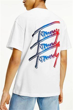 TOMMY JEANS T-Shirt Uomo TOMMY JEANS | T-Shirt | DM0DM10228YBR