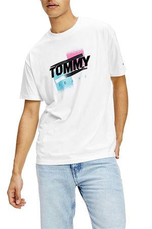 TOMMY JEANS T-Shirt Uomo TOMMY JEANS | T-Shirt | DM0DM10233YBR