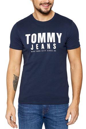 TOMMY JEANS T-Shirt Uomo TOMMY JEANS | T-Shirt | DM0DM10243C87
