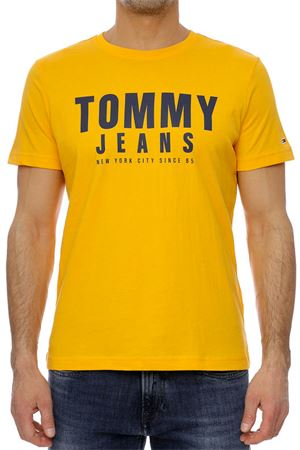 TOMMY JEANS T-Shirt Uomo TOMMY JEANS | T-Shirt | DM0DM10243S00
