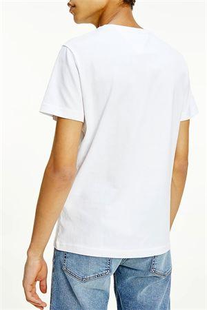 TOMMY JEANS T-Shirt Uomo TOMMY JEANS | T-Shirt | DM0DM10243YBR
