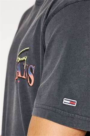 TOMMY JEANS T-Shirt Uomo TOMMY JEANS | T-Shirt | DM0DM10622BDS