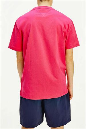 TOMMY JEANS Top Uomo TOMMY JEANS | T-Shirt | DM0DM10702T1K