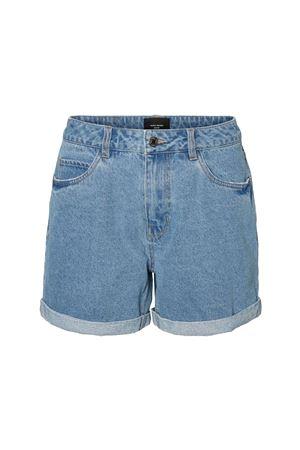 VERO MODA Shorts Donna Modello NINETEEN VERO MODA | Shorts | 10210384Light Blue Denim