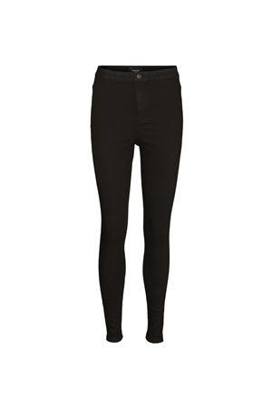VERO MODA Jeans Woman Black VERO MODA | Jeans | 10215065Black