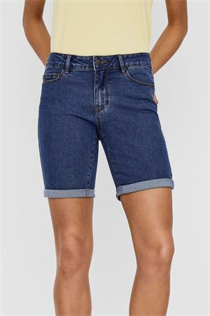 VERO MODA Shorts Woman VERO MODA |  | 10225854Medium Blue Denim