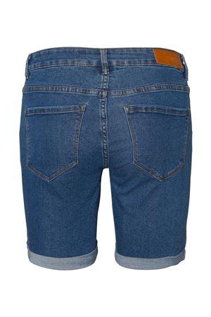VERO MODA Shorts Woman VERO MODA |  | 10225854Medium Blue Denim