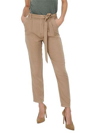 VERO MODA | Trousers | 10240442Silver Mink
