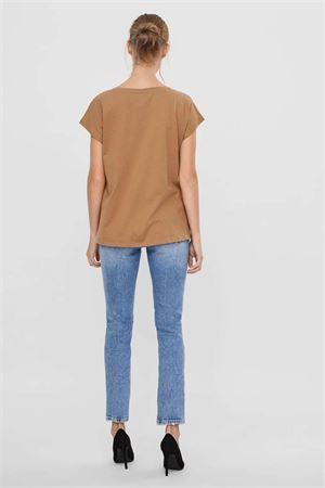 VERO MODA Women's T-Shirt VERO MODA | T-Shirt | 10241186TIGER EYE