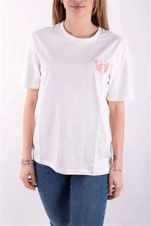 VERO MODA T-SHIRT Donna Modello NILI VERO MODA | T-Shirt | 10241344Print-GERANIUM PINK YOU