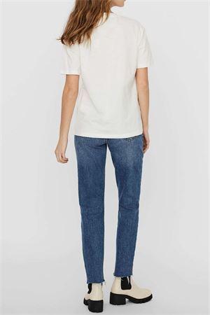 VERO MODA T-SHIRT Donna Modello NILI VERO MODA | T-Shirt | 10241344Print-PARASAILING YOU
