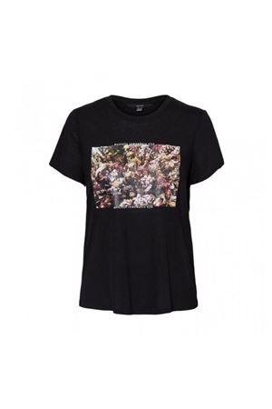 VERO MODA Women's T-Shirt VERO MODA | T-Shirt | 10241369Print-MENTALLY SOMEWHERE