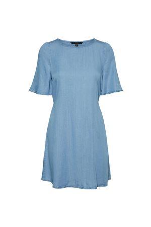 Vestito Donna VERO MODA | Vestito | 10242235Light Blue Denim
