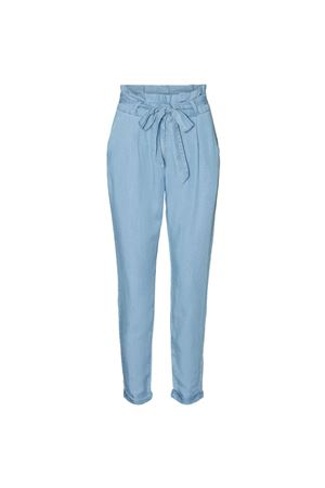 VERO MODA Women's Trousers VERO MODA | Trousers | 10242257Light Blue Denim