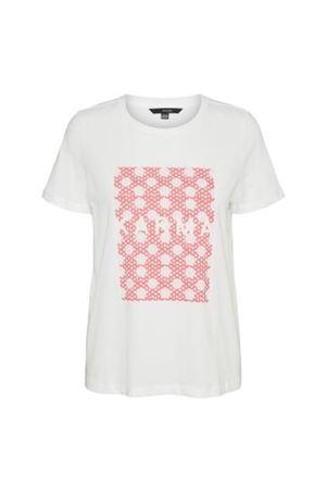 VERO MODA Women's T-Shirt VERO MODA | T-Shirt | 10243430Print-KARMA