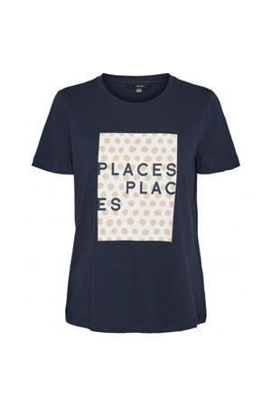 VERO MODA Women's T-Shirt VERO MODA | T-Shirt | 10243430Print-PLACES