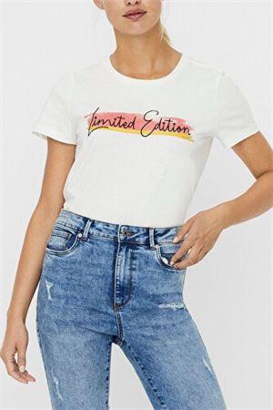 VERO MODA T-SHIRT Donna Modello CAMILLAFRANCIS VERO MODA | T-Shirt | 10243908Print-LIMITED EDITION