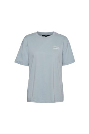 VERO MODA T-SHIRT Donna Modello DAVINA VERO MODA | T-Shirt | 10243932Print-SUNDAY SEEKING