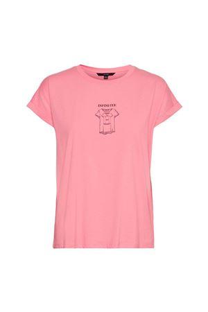 VERO MODA T-SHIRT Donna Modello ELINDA VERO MODA | T-Shirt | 10243937Print-INFINITEE