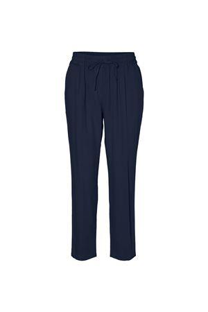 VERO MODA Women's Trousers VERO MODA | Trousers | 10244009Navy Blazer