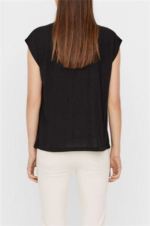 VERO MODA Women's T-Shirt VERO MODA | T-Shirt | 10244100Black