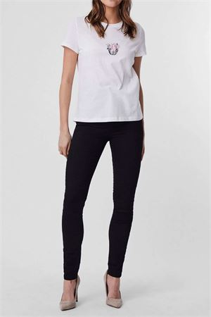 VERO MODA T-SHIRT Donna Modello DONNAFRANCIS VERO MODA | T-Shirt | 10244391Print-FLOWER BASKET