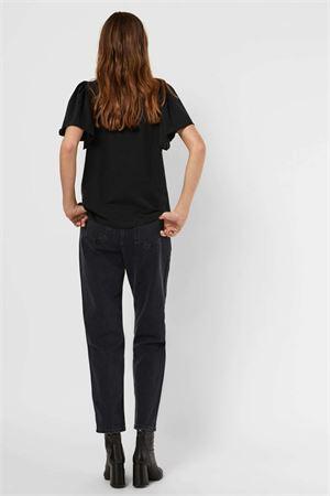 VERO MODA T-SHIRT Donna Modello ONELLA VERO MODA | T-Shirt | 10244714Black