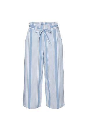 VERO MODA PANTALONE Donna Modello AKELA VERO MODA | Pantalone | 10244776Stripes-WHITE