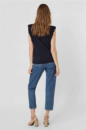 VERO MODA Women's T-Shirt VERO MODA | Top | 10244810Navy Blazer