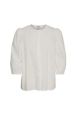 VERO MODA CAMICIA Donna Modello OFIA 3/4 VERO MODA | Camicia | 10245050Snow White