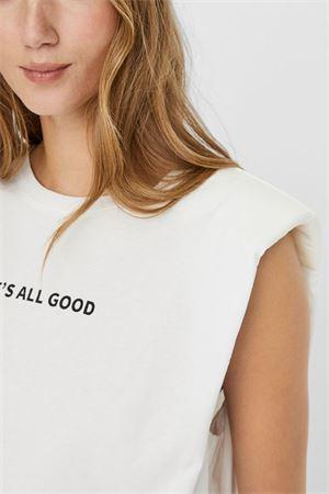 VERO MODA T-SHIRT Donna Modello HOLLIE VERO MODA | T-Shirt | 10245256Print-ITS ALL GOOD