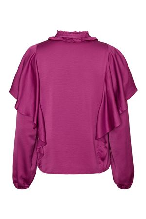 VERO MODA Camicia Donna Modello CECILIA VERO MODA | Camicia | 10247451Hollyhock