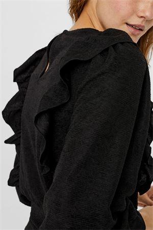 VERO MODA Camicia Donna Modello ALPHA VERO MODA | Maglia | 10247526Black
