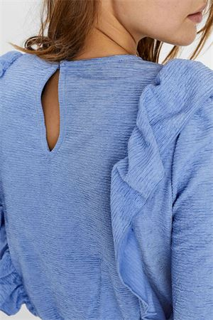 VERO MODA Woman Shirt VERO MODA | Mesh | 10247526Hydrangea