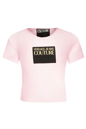 VERSACE JEANS COUTURE Women's T-Shirt VERSACE JEANS COUTURE | T-Shirt | B2HWA70304745402