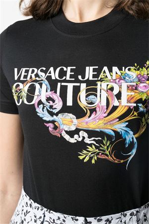VERSACE JEANS COUTURE Women's T-Shirt VERSACE JEANS COUTURE | T-Shirt | B2HWA7KA30457899