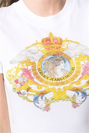 VERSACE JEANS COUTURE T_Shirt Woman VERSACE JEANS COUTURE | T-Shirt | B2HWA7KD304573