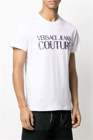 VERSACE JEANS COUTURE Men's T-Shirt VERSACE JEANS COUTURE | T-Shirt | B3GWA7GB303823