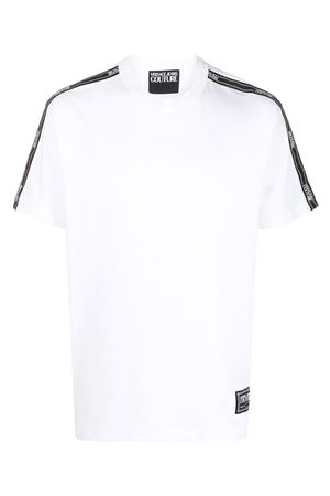VERSACE JEANS COUTURE Men's T-Shirt VERSACE JEANS COUTURE | T-Shirt | B3GWA7R2116203