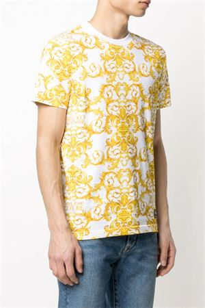 VERSACE JEANS COUTURE Men's T-Shirt VERSACE JEANS COUTURE | T-Shirt | B3GWA7S0S01553