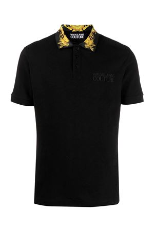 VERSACE JEANS COUTURE Men's polo shirt VERSACE JEANS COUTURE | T-Shirt | B3GWA7T236571K42