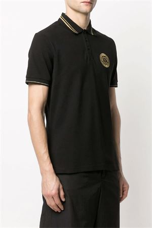 VERSACE JEANS COUTURE Men's polo shirt VERSACE JEANS COUTURE | T-Shirt | B3GWA7T336571K42