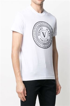 VERSACE JEANS COUTURE Men's T-Shirt VERSACE JEANS COUTURE | T-Shirt | B3GWA7TD303193